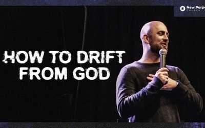 How To Drift From God
