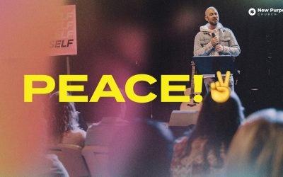 Peace! ✌️