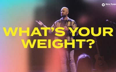 What's Your Weight?